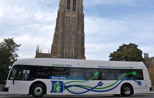 Duke University Bus Deployment 2