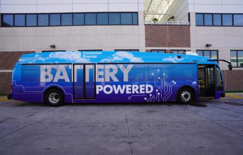 Hampton Roads Transit Bus