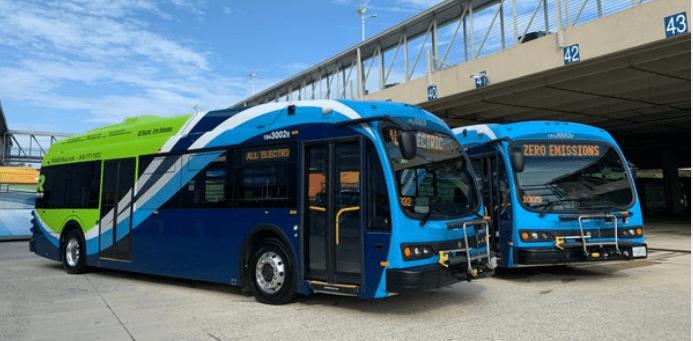 Montgomery County Ride On Bus Facebook