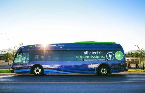 Mountain Line Bus With Sunburst Jan 2021