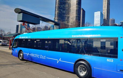 Chicago Transit Authority Bus