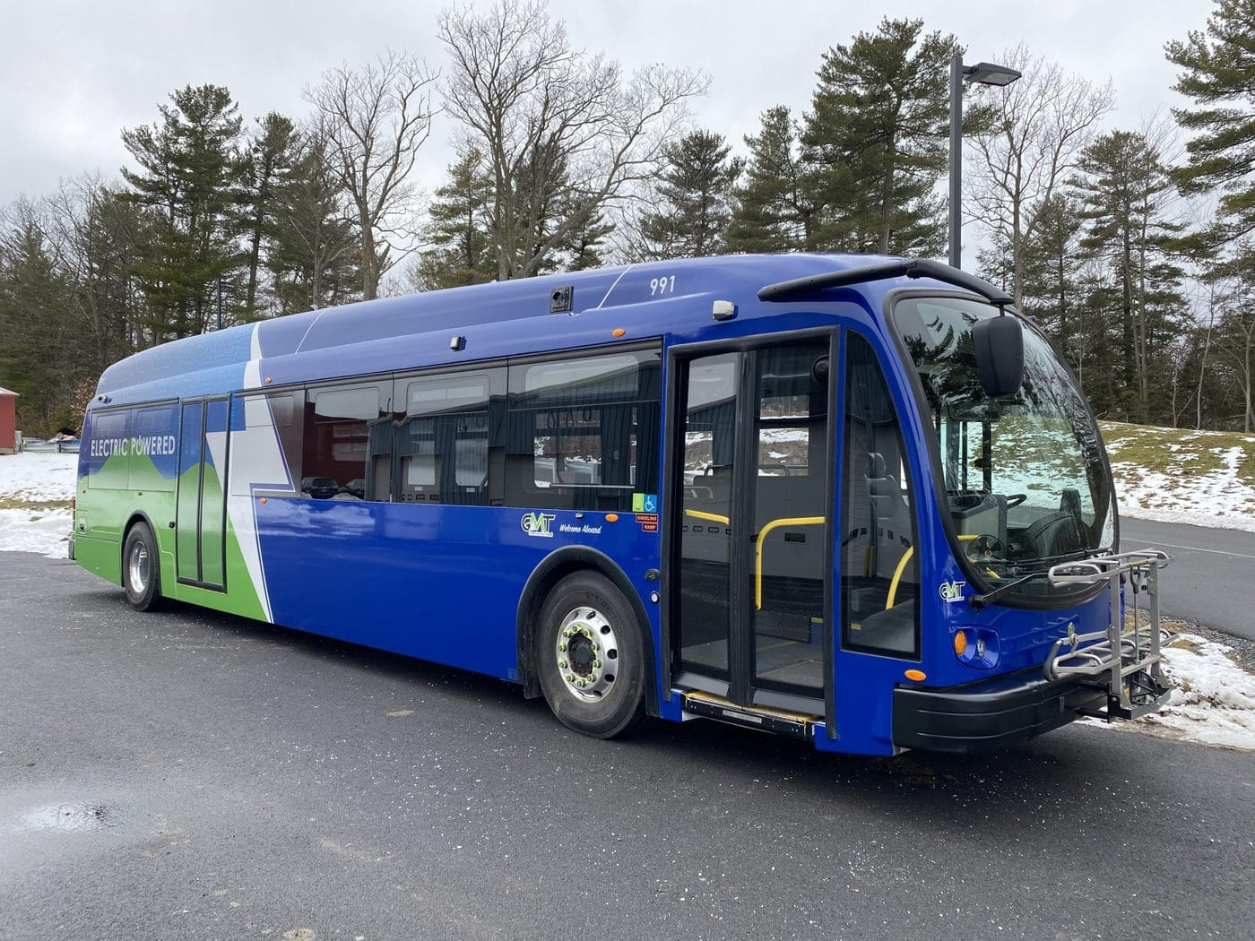 Green Mountain Transit Electric Bus 1 Scaled