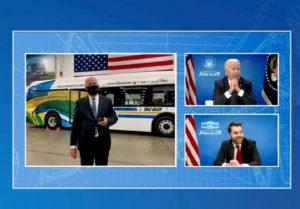 Proterra Ceo Jack Allen Hosting Virtual Tour With President Biden