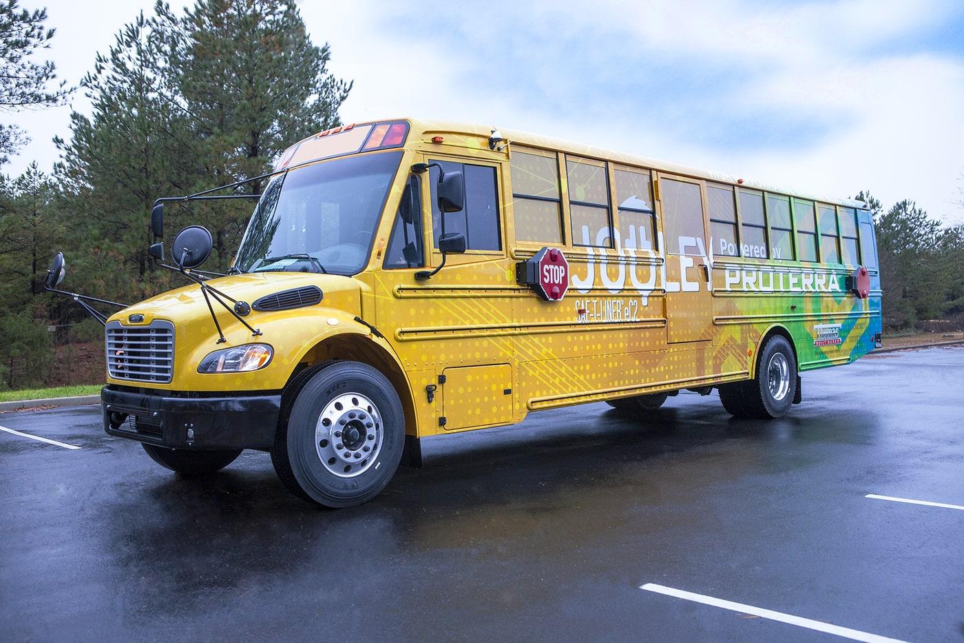 Tbb Jouley School Bus 2021