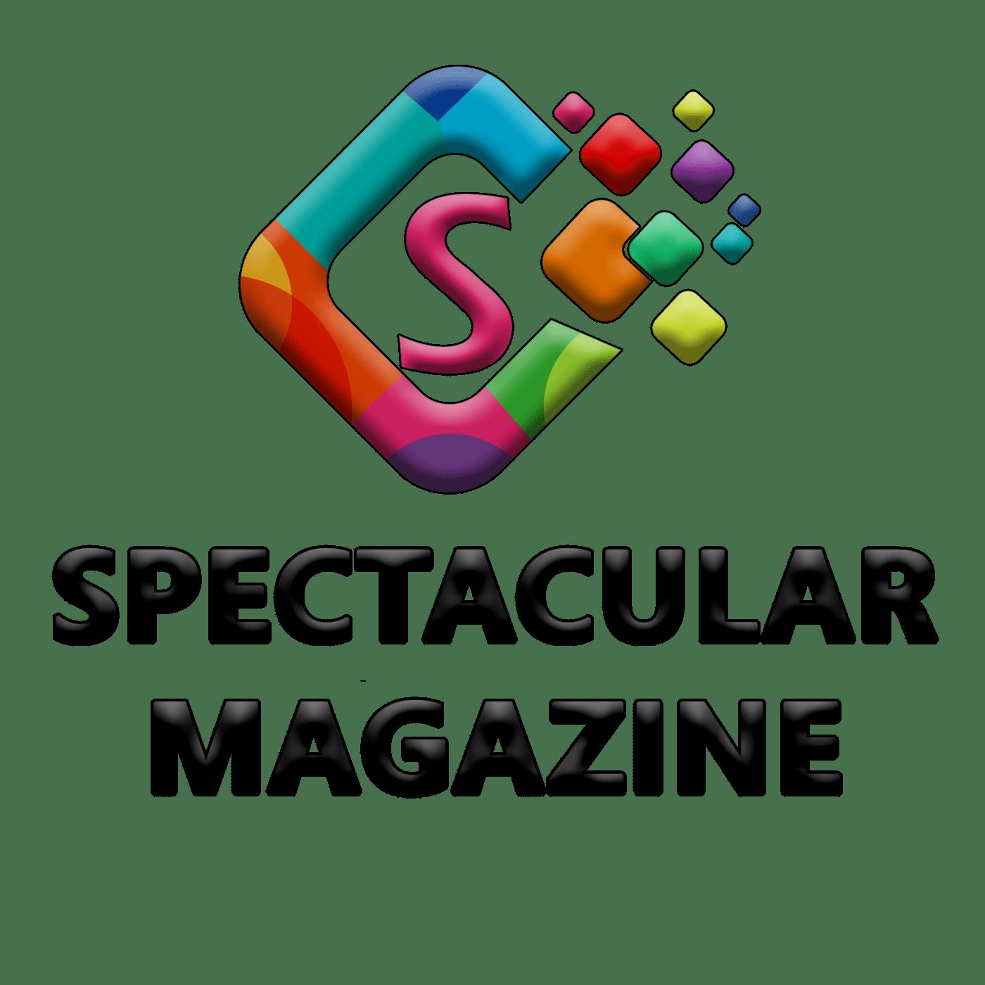 Spectacular Magazine Logo Aug 2021