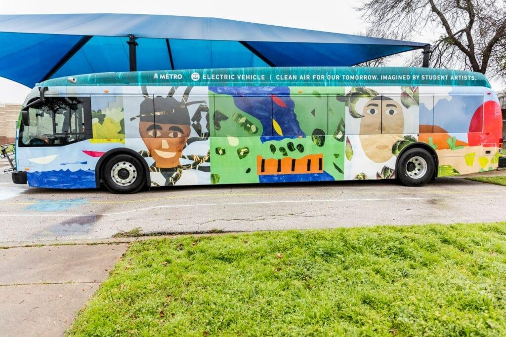 Capital Metro Bus Feb 2020 1