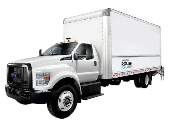 Roush Electric Commercial Truck 3 1