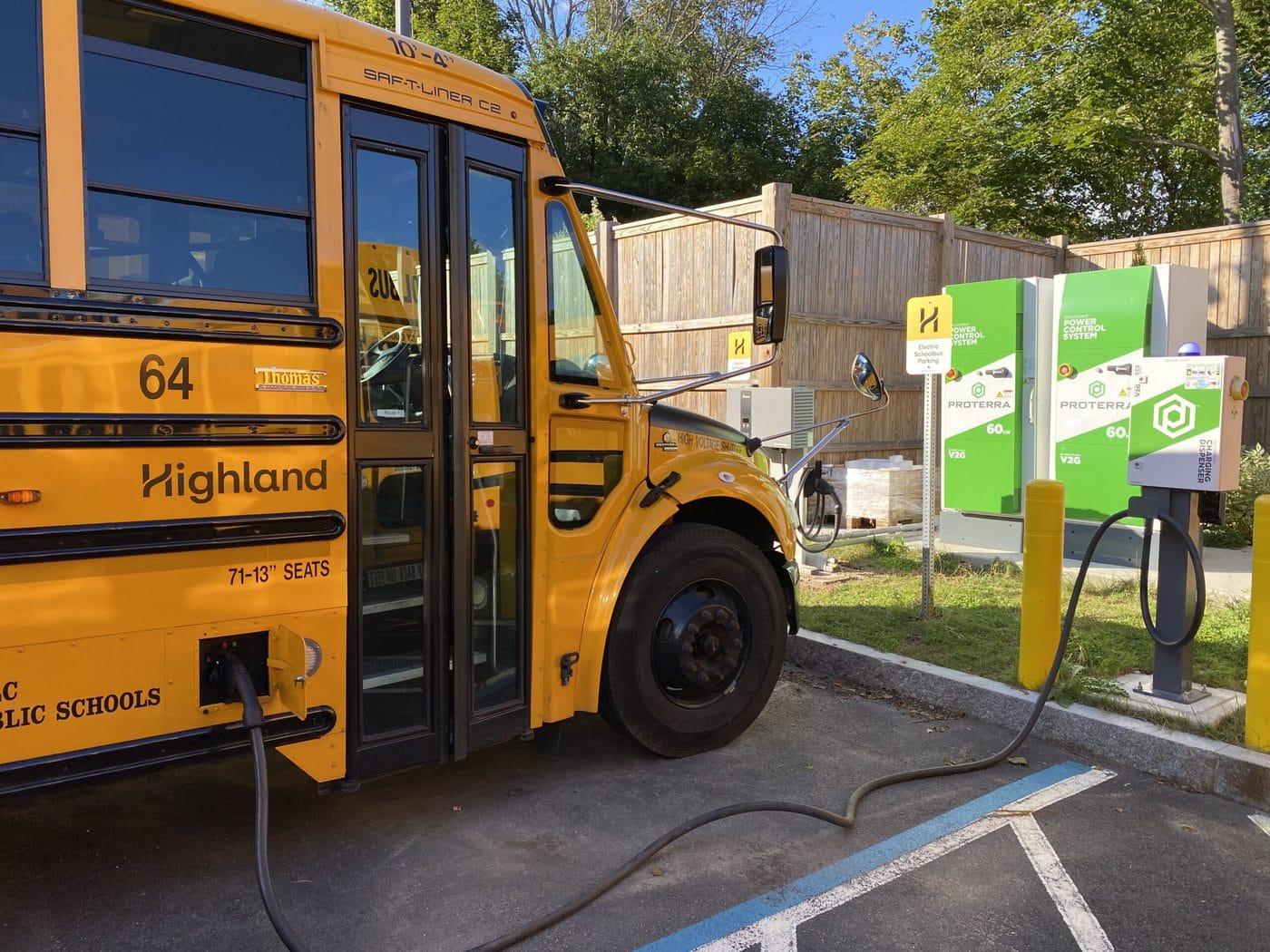 Beverly Public Schools Electric School Bus Marissa Oct 2021 1.Jpg Scaled
