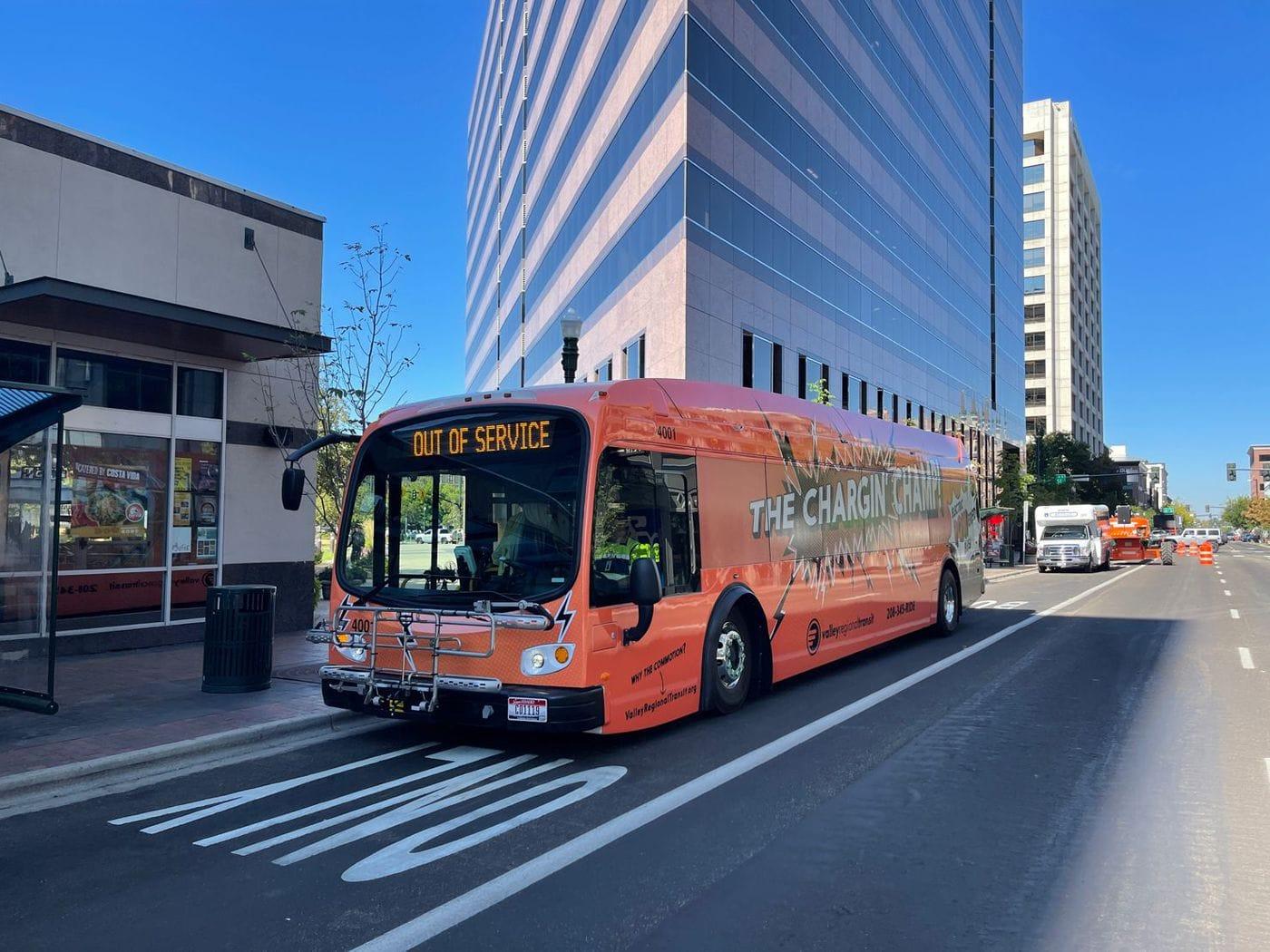 Valley Regional Transit Bus Deployment 4